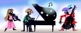 生演奏でおくる音楽影絵劇 音楽鑑賞教室 芸術鑑賞会 (1)